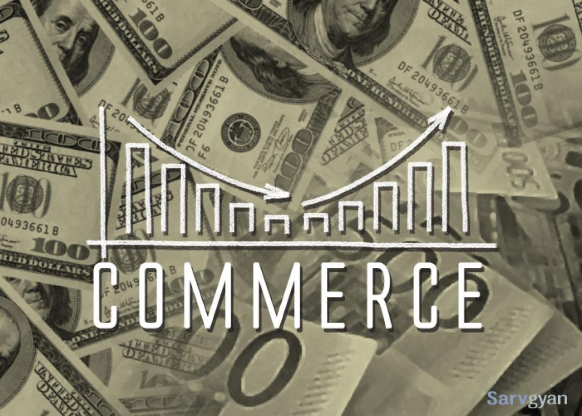 Commerce et affaires commerciales